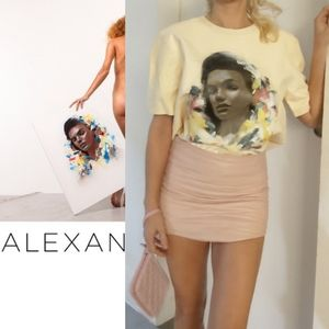 Nwt Alexandrino BLM leather shirt by Evan Mendel s